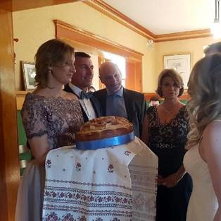 Даже в далекой Канаде наш Каравай очень популярен на свадьбах!