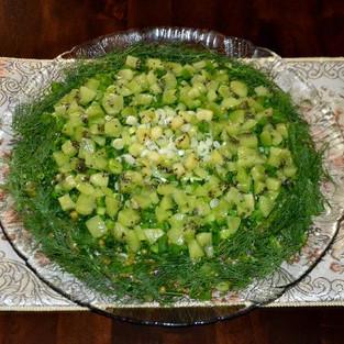 Salad 'Kiwi'.