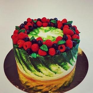 Торт 'Многослойный карамельный'
