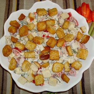 Katerina salad.