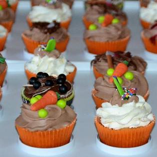 Cupcakes 'Halloween'.