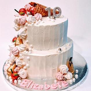 Торт 'Елизавета'.