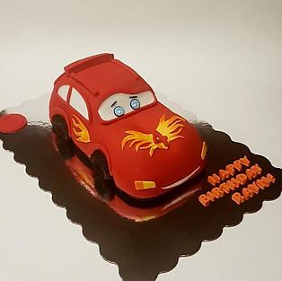Cake 'Lithting McQueen'