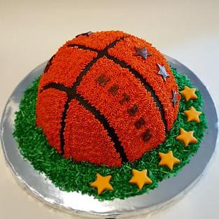 Cake 'Basketball'.