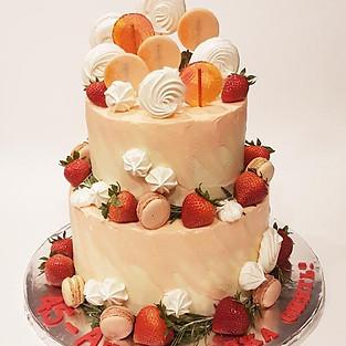 Cake '45 - berry again!'