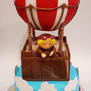 Cake 'Balloon'.