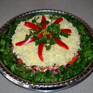 Salad 'Holiday.'