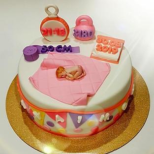 Cake 'Metric'.