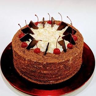 Cake 'Black Forest'.
