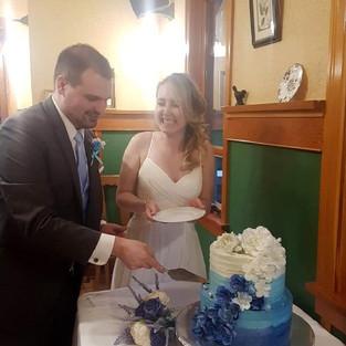 Интернациональная свадьба Канада-Россия.