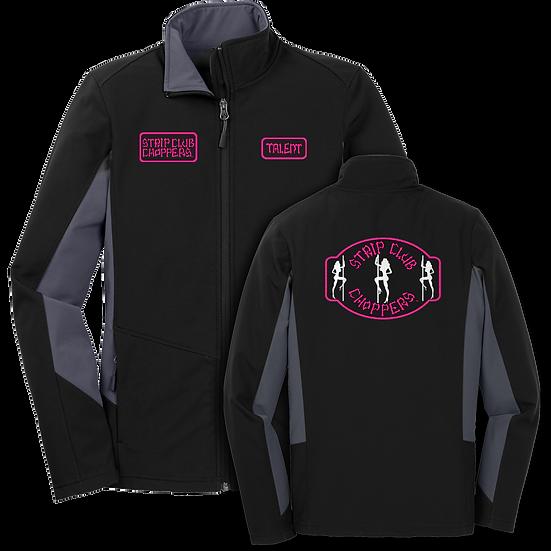 Women's SCC Pink Theme Soft Shell Jacket