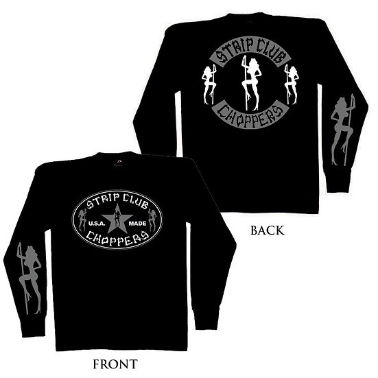 Men's SCC Long Sleeve T-Shirt
