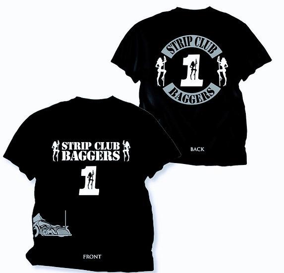 Men's Bagger's #1 Short Sleeve T-Shirt