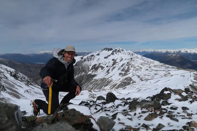 Joel Balmer on Craigiburn Range