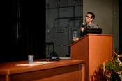 Joel Balmer Presenting at IFAC BMS 2019