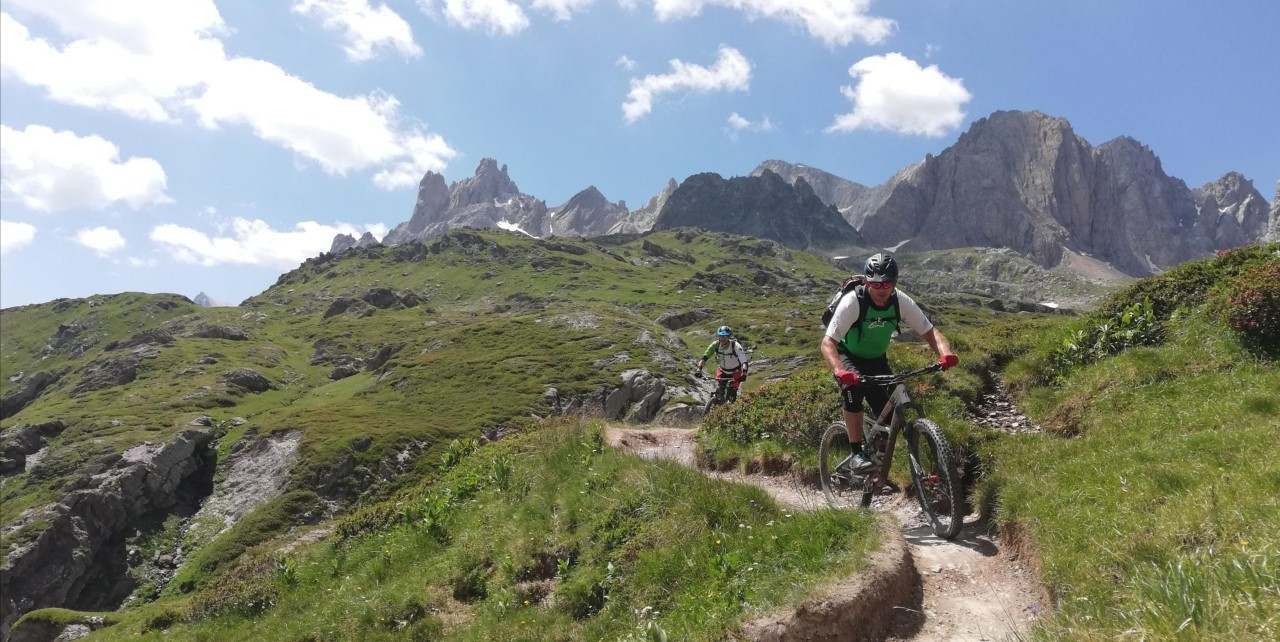 All mountain vtt Briançon!