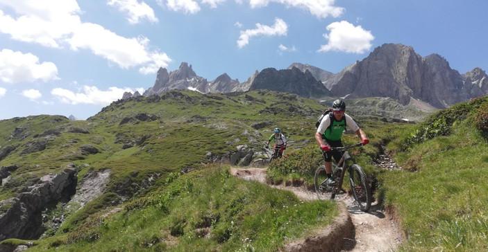 All mountain bike Briançon