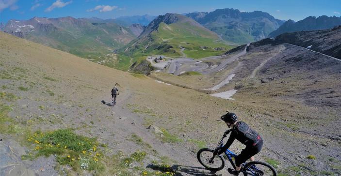 Galibier mountain bike!