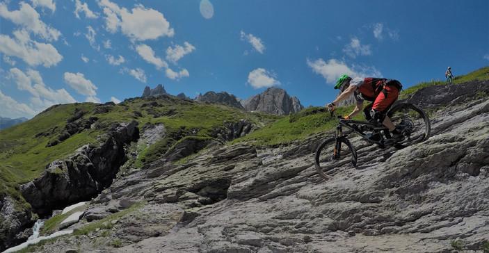 Briançon mountain bike