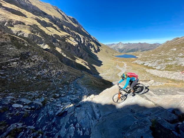 Hautes-Alpes enduro!