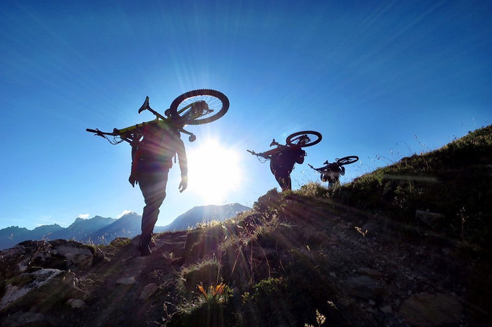 Serre Chevalier mountain bike guide!
