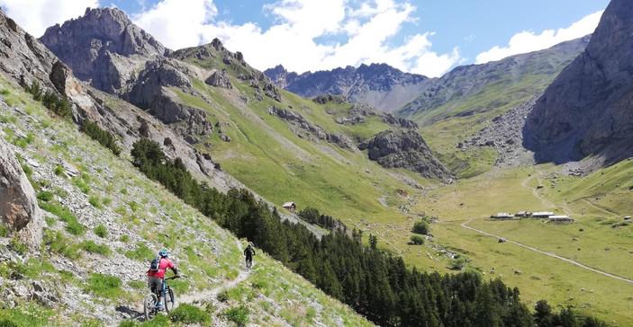 Serre Chevalier alpine pastures!