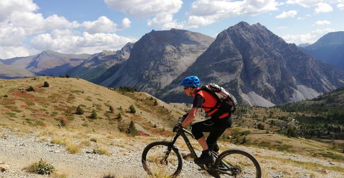 Mountain biking in the Briançonnais!