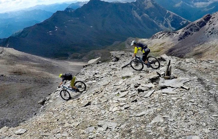 Queyras mountain bike guide!