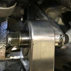 Aluminum Diff Bushing