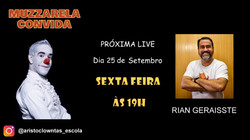 Talk Show do Muzzarela com Rian Geraisst