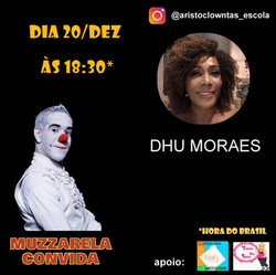 Talk Show do Muzzarela com Dhu Moraes