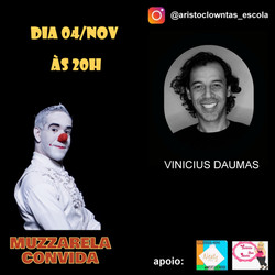 Talk Show do Muzzarela com Vinicius Daumas