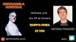 Talk Show do Muzzarela com Antônio Fragoso