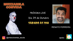 Talk Show do Muzzarela com Renato Ferreira