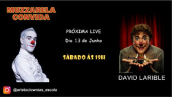 Talk Show do Muzzarela com David Larible