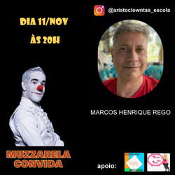 Talk Show do Muzzarela com Marcos Henrique Rego