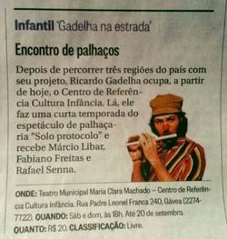 BRINCANTE Teatro Maria Clara Machado