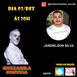 Talk Show do Muzzarela com Jandielson Silva