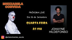 Talk Show do Muzzarela com Johayne Hildefonso