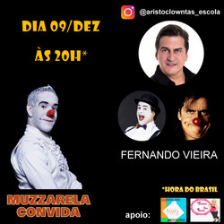 Talk Show do Muzzarela com Fernando Vieira