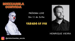Talk Show do Muzzarela com  Pastor Henrique Vieira