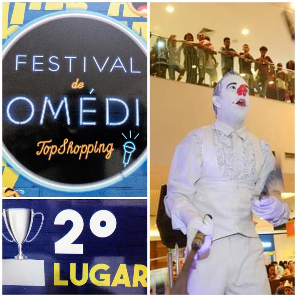 Festival de Comédia Top 2019