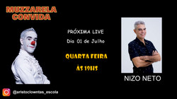 Talk Show do Muzzarela com Nizo Neto