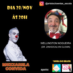 Talk Show do Muzzarela com Wellington Nogueira