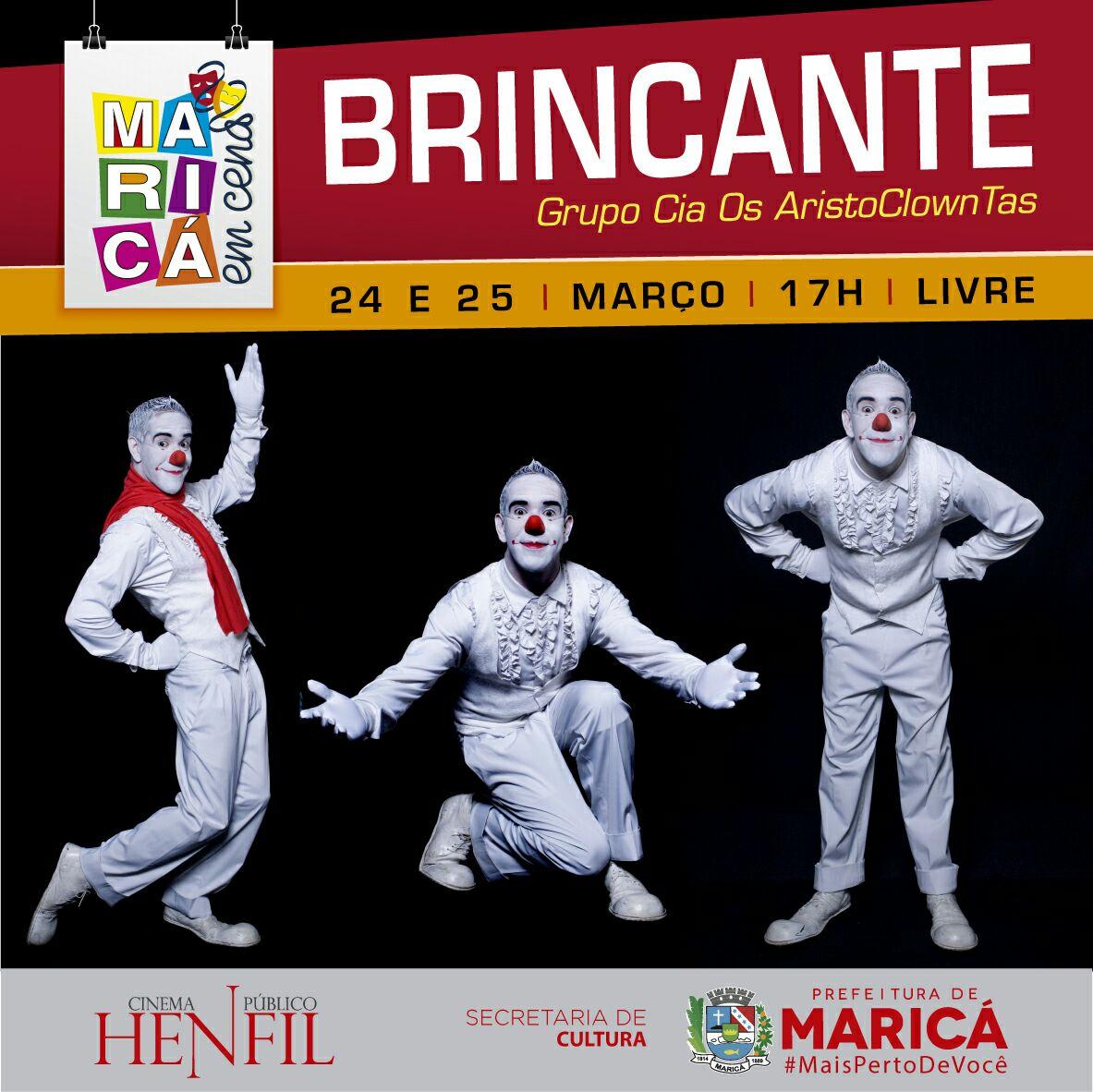 Espetáculo BRINCANTE