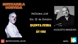 Talk Show do Muzzarela com Augusto Madeira