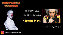 Talk Show do Muzzarela com Chacovachi