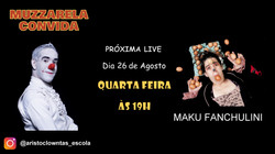Talk Show do Muzzarela com Maku Fanchulini