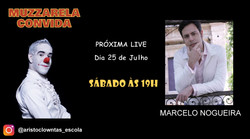Talk Show do Muzzarela com Marcelo Nogueira
