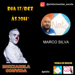 Talk Show do Muzzarela com Marco Silva (Escola de Idiomas NEXT1 SCHOOL)